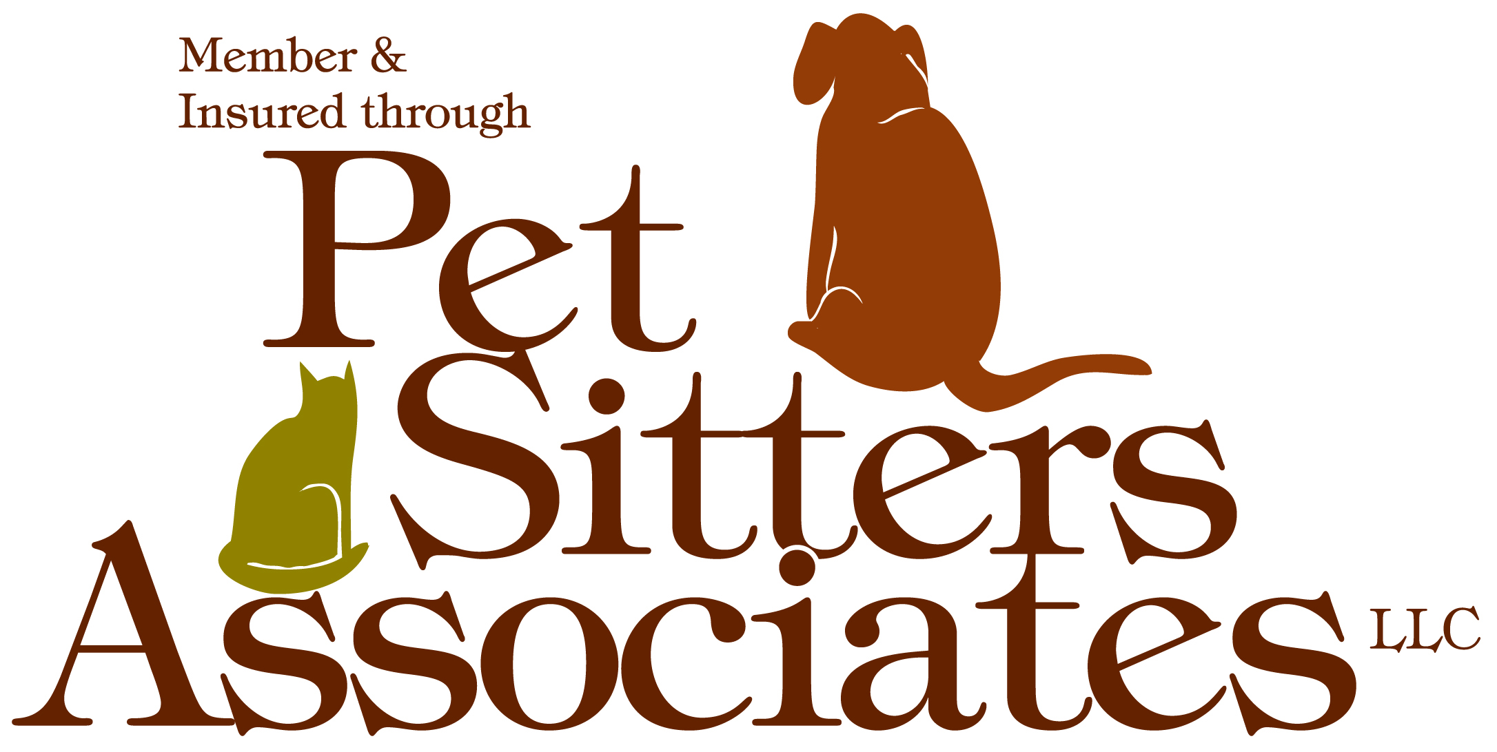 Member and Insured through Pet Sitters Association LLC